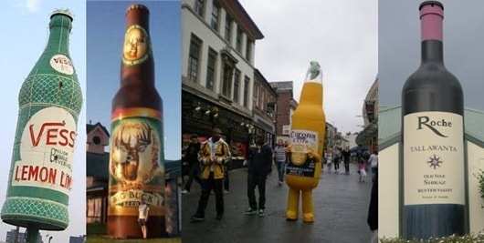 Big Bottles