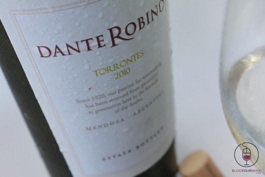 Dante Robino Torrontes