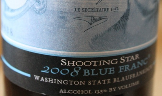 Steele Shooting Star Blue Franc Blaufrankisch