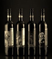 AC/DC Launches Wine Range
