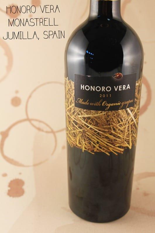 Honoro Vera, Monastrell, Jumilla, Spain.
