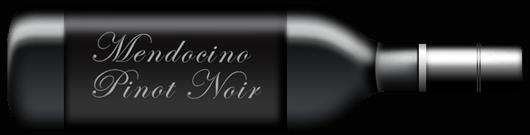 Mendocino Pinot Noir